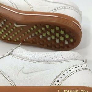 Nike Shoes - 2012 Nike Lunarlon Leather Golf Shoes